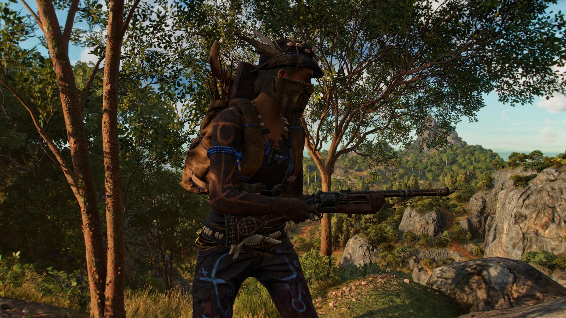 Far Cry 6 Triador Supremo La Varita Resolver Weapon Triada Blessings