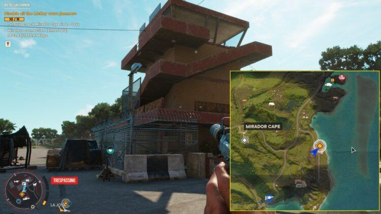 Far Cry 6 Vaya Con Dios Rifle Gabriel Castillo Airport 1