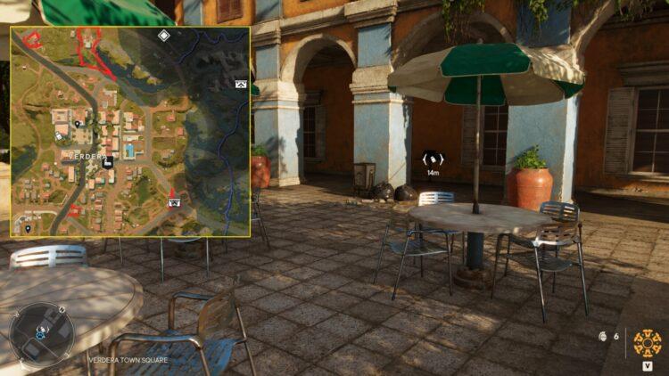 Far Cry 6 Все расположения USB-устройств Музыкальный гид Far Cry 6 USB-палки USB-накопители 2b