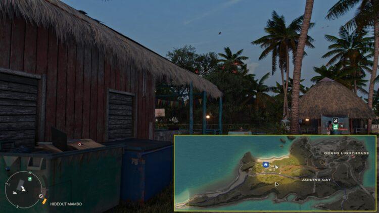 Far Cry 6 Все местоположения USB-накопителей Музыкальное руководство Far Cry 6 USB-палки USB-накопители 2c