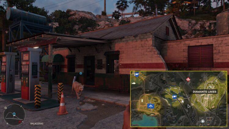 Far Cry 6 Все местоположения USB-устройств Музыкальное руководство Far Cry 6 USB-палки USB-накопители 3a
