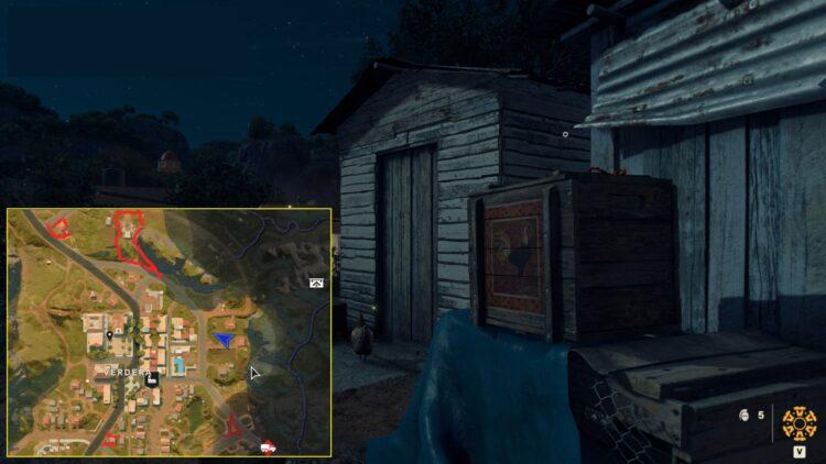 Far Cry 6 Все локации петухов Петушиные бои Far Cry 6 Руководство по петухам 1d