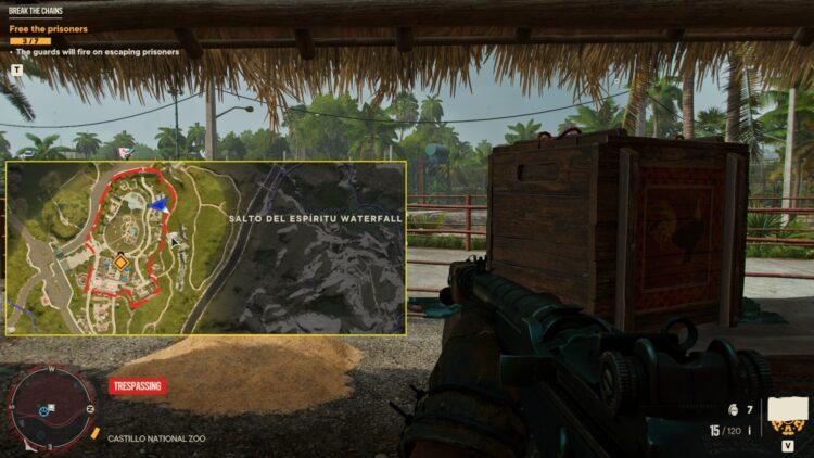 Far Cry 6: все локации петушиных боев Петушиные бои Far Cry 6 Roosters Guide 2a