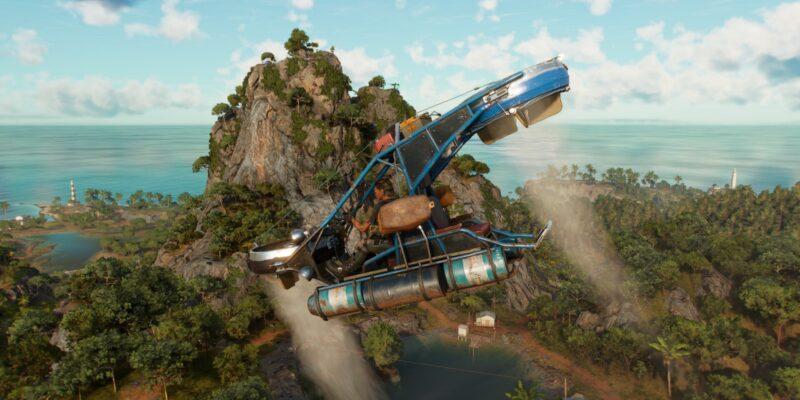 Far Cry 6 Avispa Buzzer (resolver)