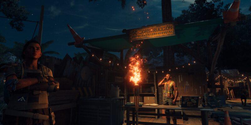 Far Cry 6 Best Camp Facilities Buildings Upgrades Construction Desk Hideout Network Bandidos Barracks Hunter's Lodge
