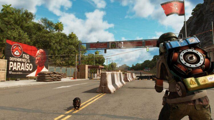 Far Cry 6 Захват контрольных точек Военные базы Военные цели 1