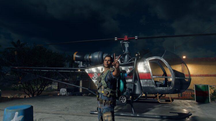 Far Cry 6 Захват контрольных точек Военные базы Военные цели 2