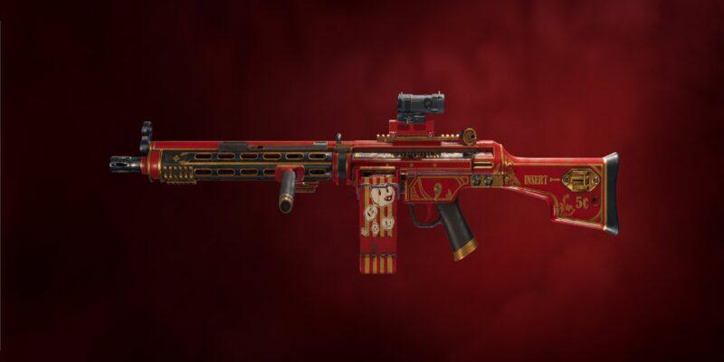 Far Cry 6 Crackle & Pop Unique Machine Gun Unique Weapons Paradise Lost El Rayo Cinema