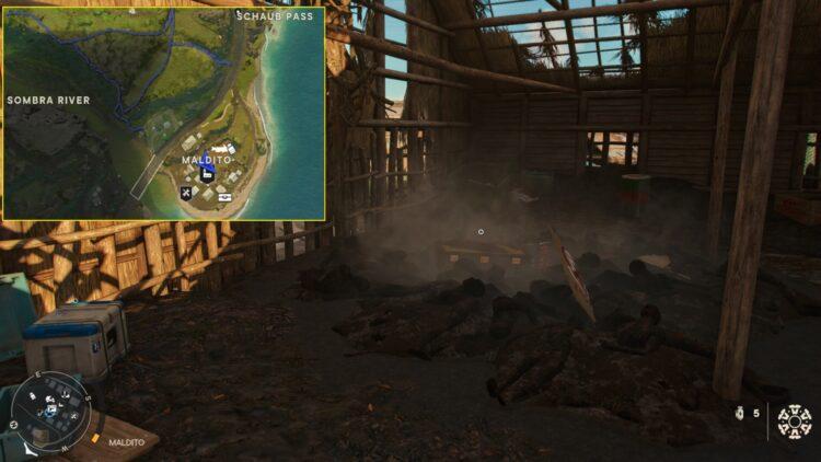Far Cry 6 Death Rites Maldito 1