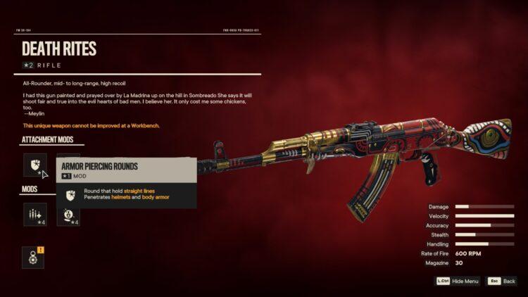 Far Cry 6 Death Rites Maldito 2