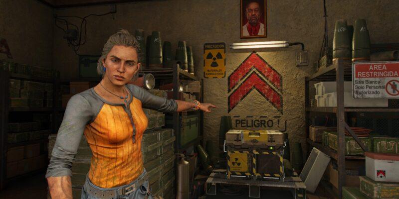 Far Cry 6 Depleted Uranium Supremo Resolver