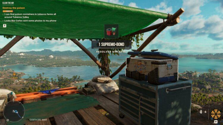 Far Cry 6 Depleted Uranium Supremo Resolver 11
