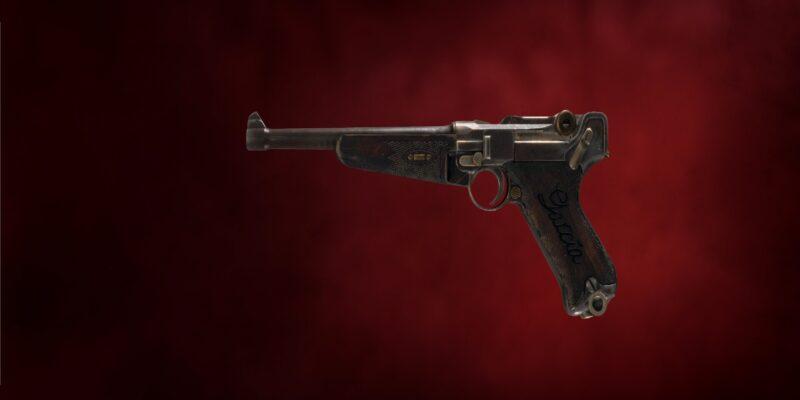 Far Cry 6 El Regalo De Clara Unique Pistol Unique Weapon Against The Wall