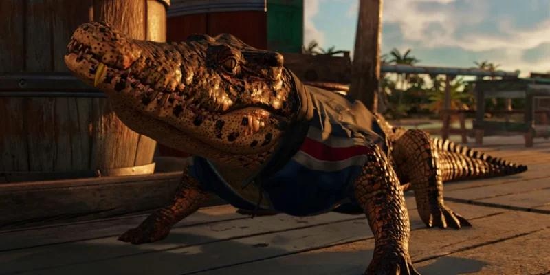 Far Cry 6 How To Get Guapo Amigo Crocodile Companion