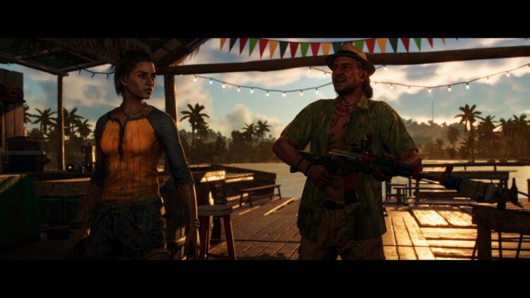 Far Cry 6 Как получить крокодиловый компаньон Guapo Amigo 1