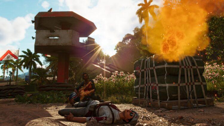 Far Cry 6 Как получить крокодиловый компаньон Guapo Amigo 2