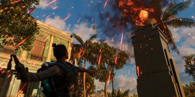 Far Cry 6 Paint The Town Yaran Story Gabriel Statues Zenia Zayas