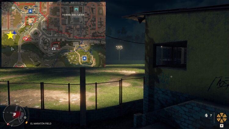 Far Cry 6 Pistola Sportiva Эль-Маратон Поле Вест Ладо 1