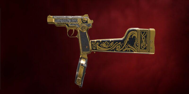 Far Cry 6 Rococo Loco Unique Auto Pistol