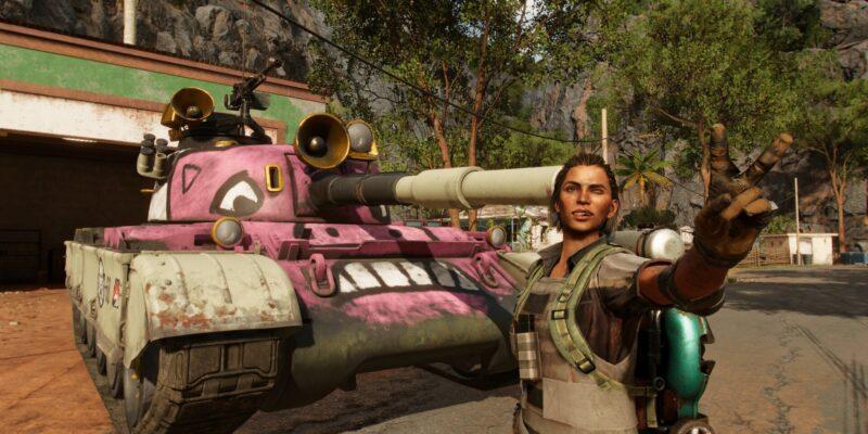 Far Cry 6 Senor Pinga Karlito Tank