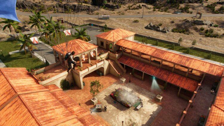 Far Cry 6 Сеньор Пинга Карлито Танк 1