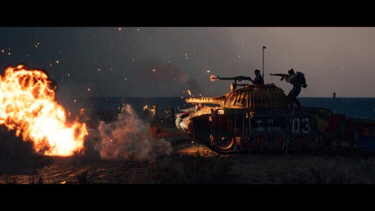 Far Cry 6 Сеньор Пинга Карлито Танк 2