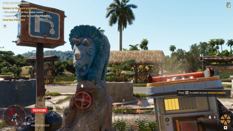 Far Cry 6: Руководство по особым операциям Mesozoico Pg 240x Moneda Black Market 2