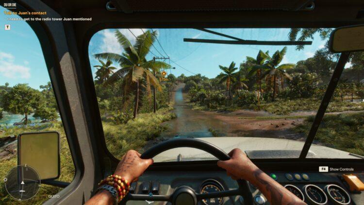 Far Cry 6 Советы 3