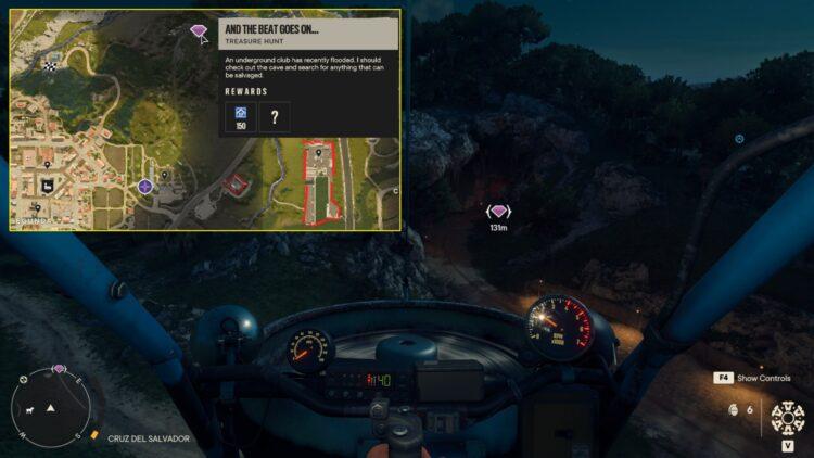 Far Cry 6 Охота за сокровищами и ритм продолжается Ay Lola La Figura Usb 1911 Pistol 1a