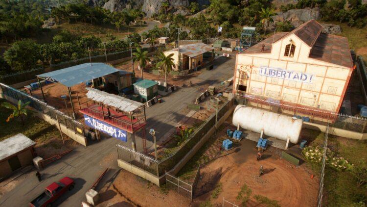 Far Cry 6 На рубеже веков Streamline Moderne Unique Smg Palma Forest 1
