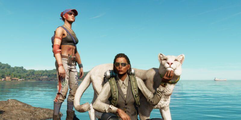 Far Cry 6 Ultimate Pack Bonuses Champagne Amigo