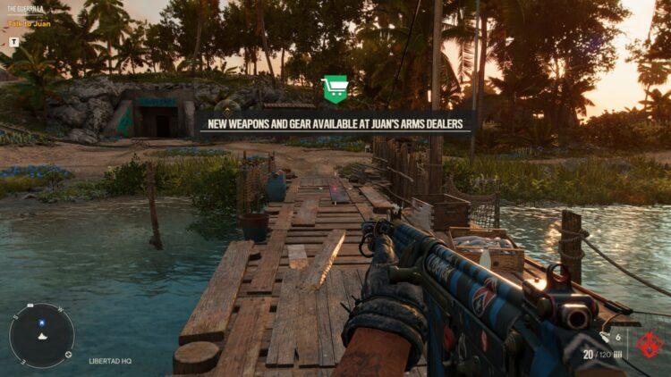 Far Cry 6 Разблокируйте пакет Blood Dragon Pack Сезонный пропуск 1