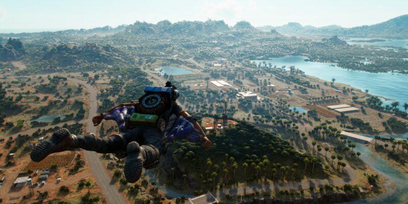 Far Cry 6 Unlock Wingsuit Airdrop