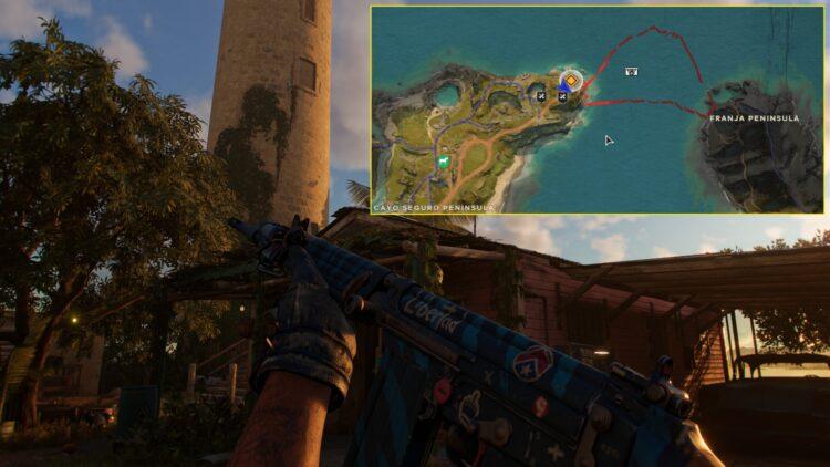 Far Cry 6 Вива Ла Либертад Уникальное оружие Яран Контрабанда 1