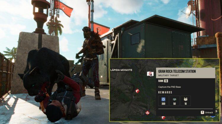 Far Cry 6 Неделя 2 Повстанческое движение Conuco Vaquero Del Espacio 1