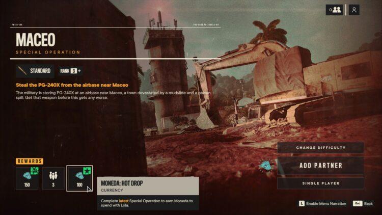 Far Cry 6 Яран Песо Монеда 1