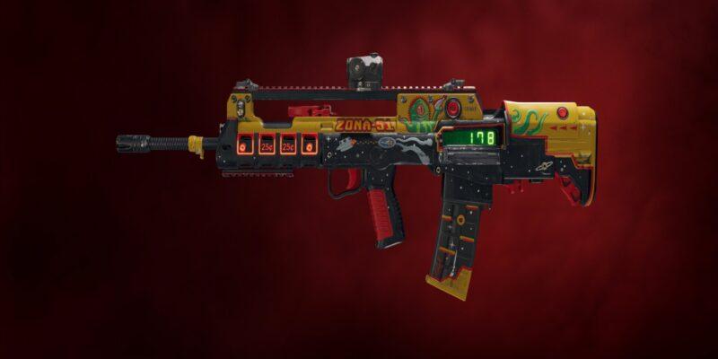 Far Cry 6 Zona 51 Unique Rifle Unique Weapon La Divinidad Cathedral Yaran Contraband