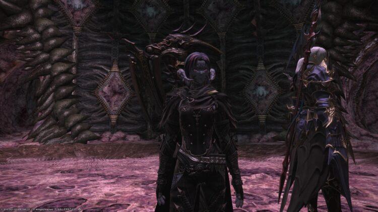 Endwalker - Reaper normal