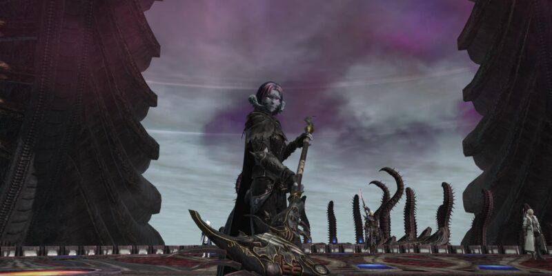Final Fantasy Xiv Endwalker 60