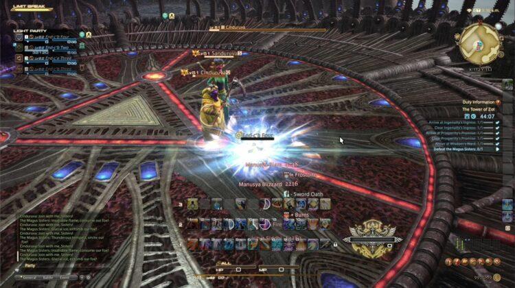 Final Fantasy Xiv Endwalker Смерть