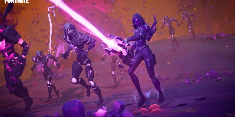 Fortnite Cube Assassin