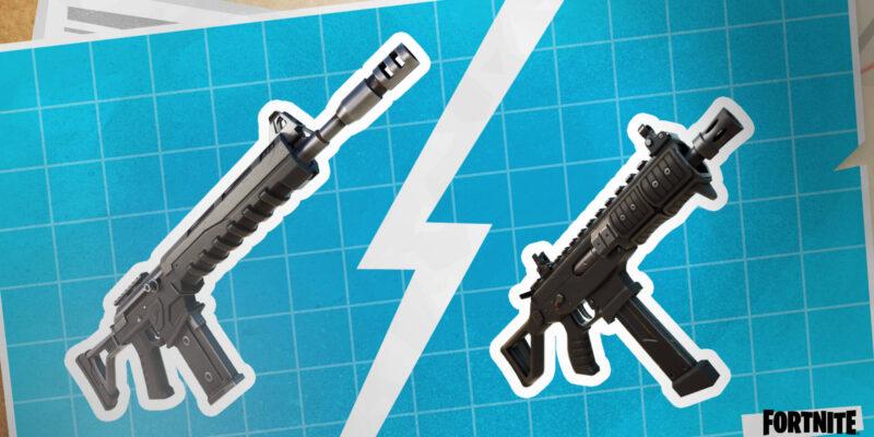 Fortnite Donation Boards Combat Assault Rifle Combat Submachine Gun