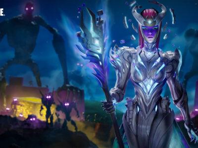 Fortnite unlock cube queen skin 1