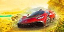 Forza Horizon 5 Gold Cover