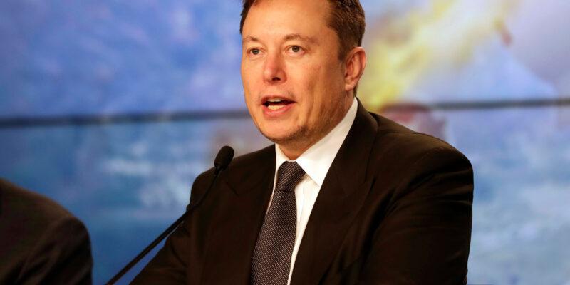 Genshin Impact Elon Musk