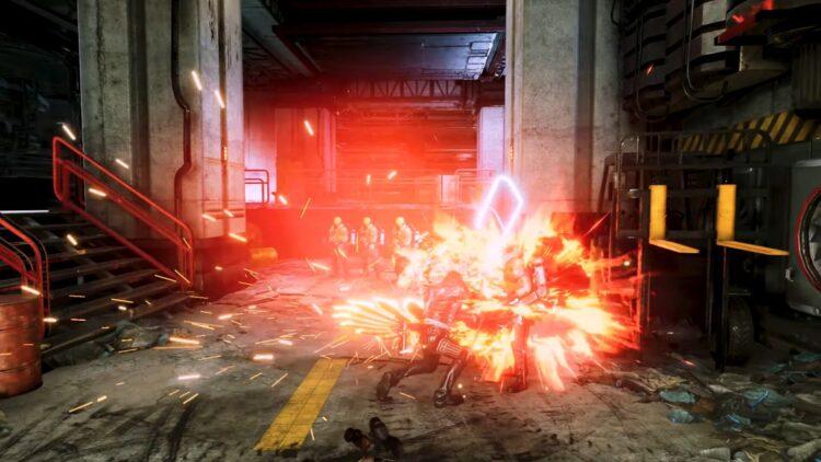 Gungrave Gore Gameplay Trailer Nakamura Combat