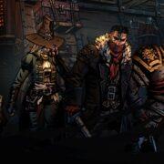 Darkest Dungeon II Early Access heroes