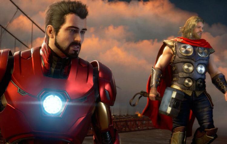 Marvel's Avengers purchase consumables Stark Thor