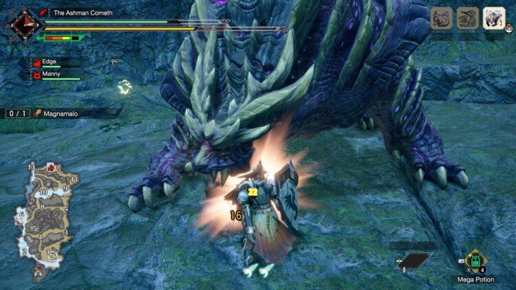 Monster Hunter Rise Preview 1