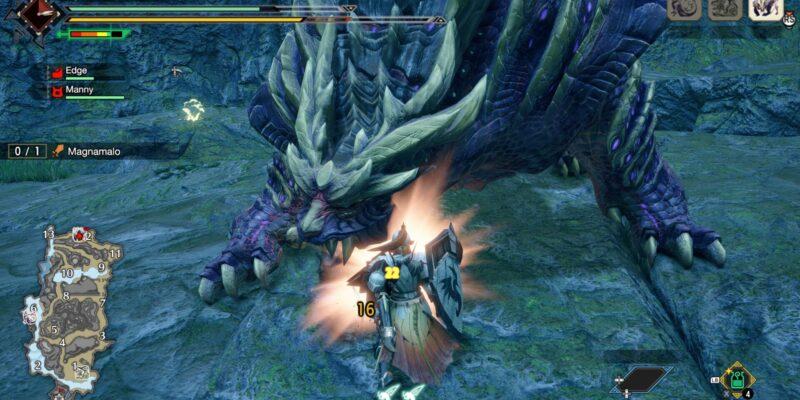 Monster Hunter Rise cross saves cross play crossplay switch pc